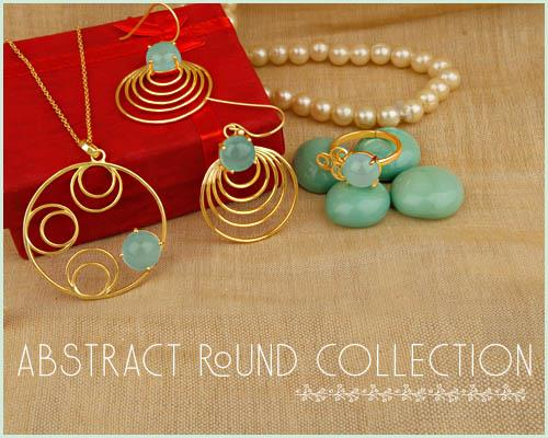 Online Wholesale Abstract Round Jewelry Collection