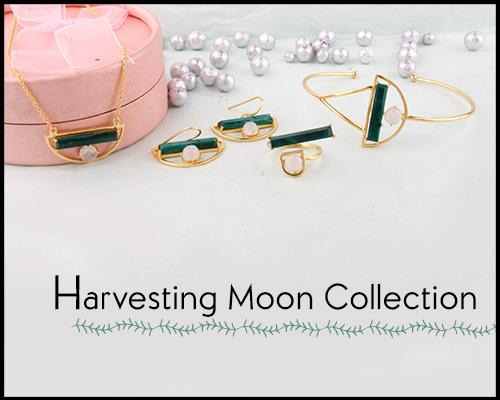 Online Wholesale Harvesting Moon Jewelry Collection