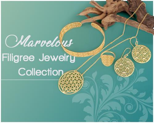 Wholesale Marvelous Filigree Jewelry Collection