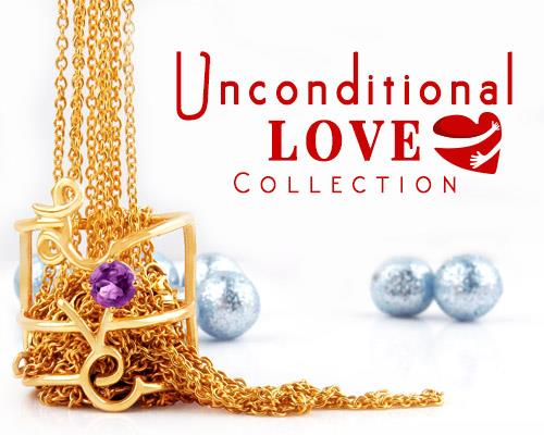 Wholesale Unconditional Love Jewelry Collection