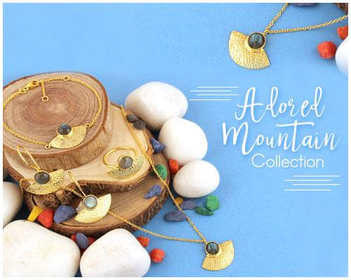 Online Wholesale Adored Mountain Jewelry Collection