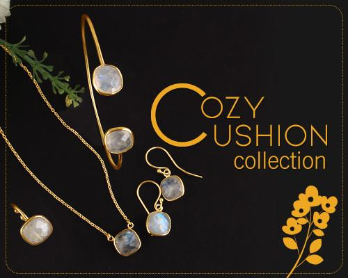 Online Wholesale Cozy Cushion Jewelry Collection