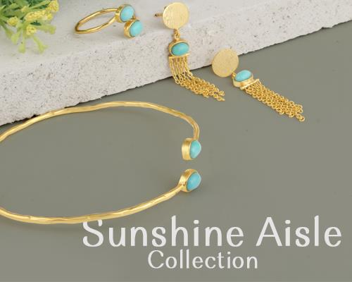 Sunshine Aisle jewelry maker