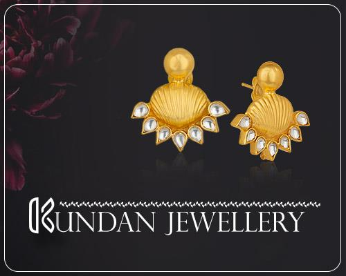 Kundan Jewellery Collection in Jaipur