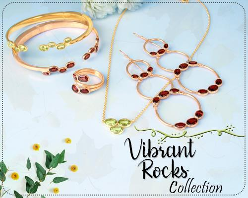 Wholesale Vibrant Rock Silver Jewelry Manufacturer, Store in Jaipur