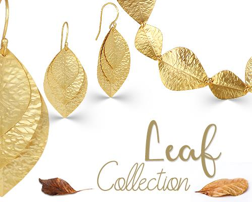 Online Wholesale Leaf Silver Jewelry Manufacturer in Jaipur