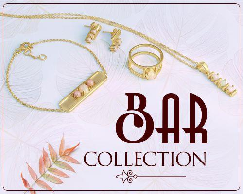 Wholesale Online Handmade Silver Bar Jewelry Collection Manufacturer in Jaipur