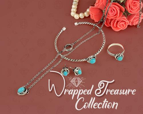 Wrapped Treasure Jewellery Collection