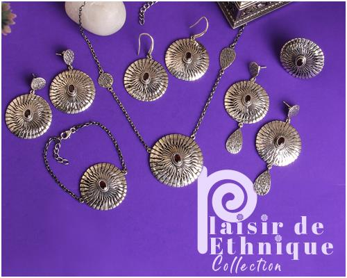 Plaisir De Ethnique Jewelry Collection