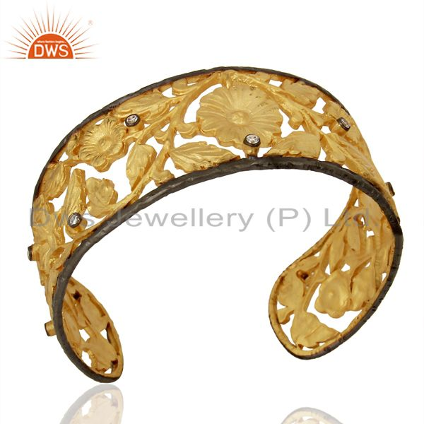 Statement Fashion Jewelry Cuff
