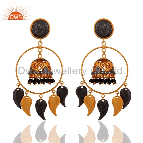 Gold Plated Traditional Handmade Earring