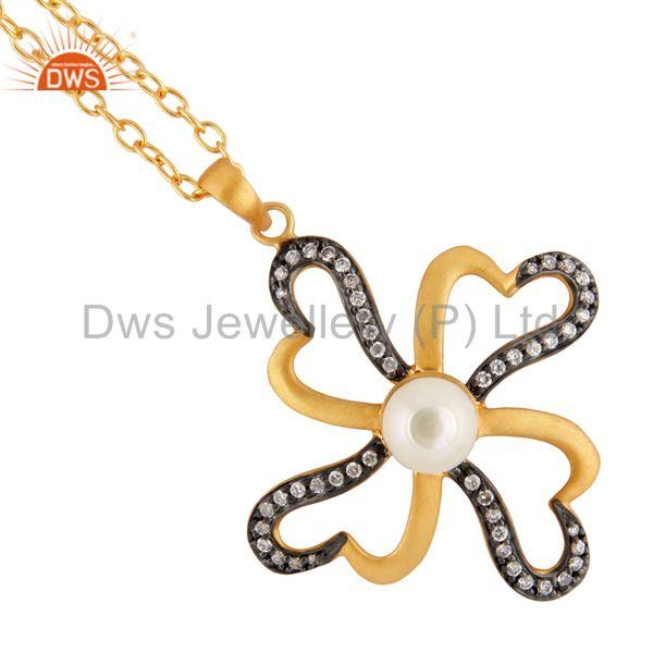 Statement Fashion Jewelry Pendant And Necklace