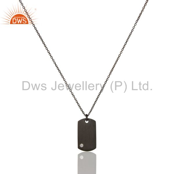 Gemstone Jewelry Pendant And Necklace