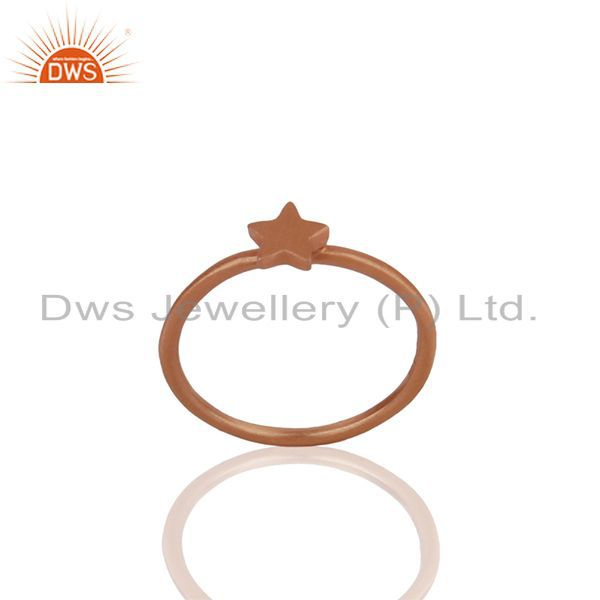Plain Silver Jewelry Ring Manufacturers