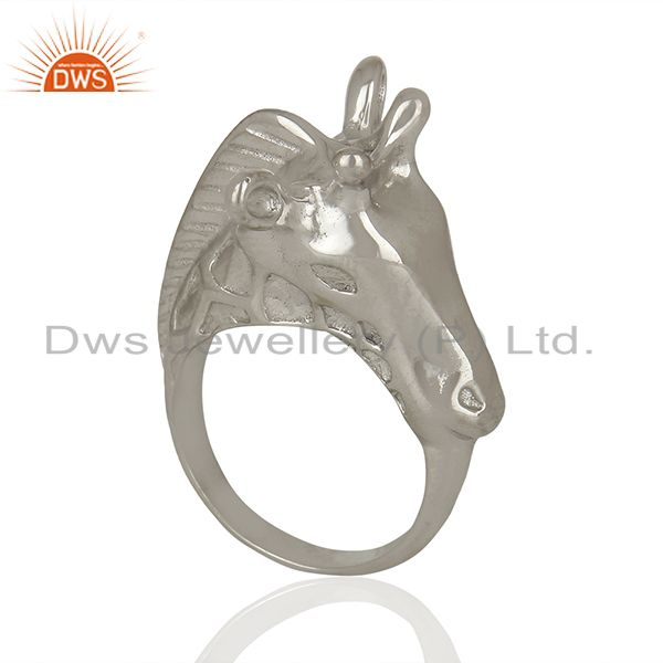 Jaipur Plain Silver Jewelry Wholesale