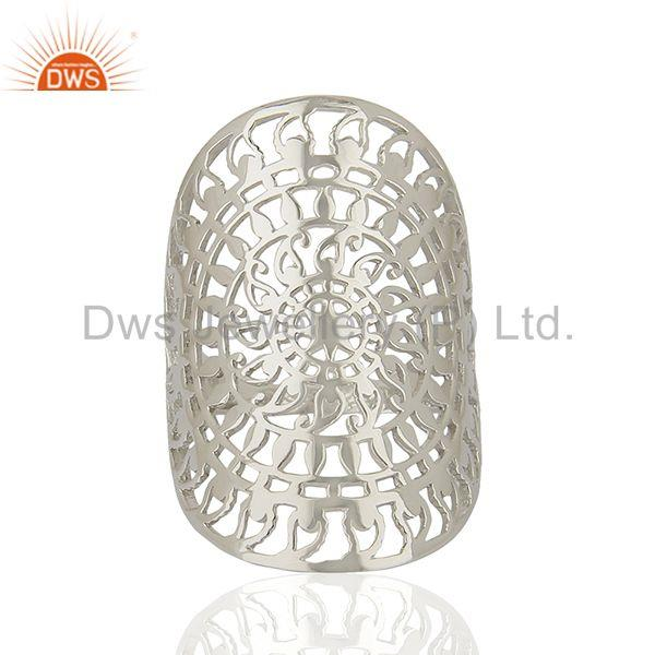 Jaipur Plain Silver Jewelry Supplier