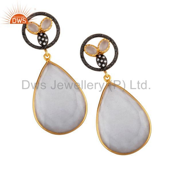 Crystal Quartz Women earring