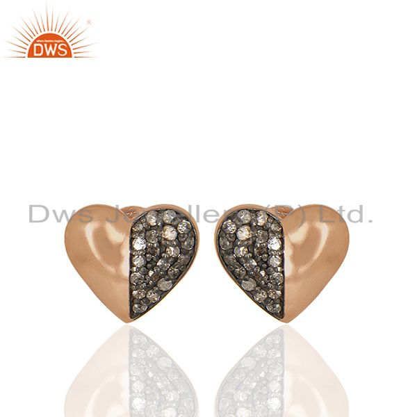 Diamond Jewelry Earrings Manufacturer