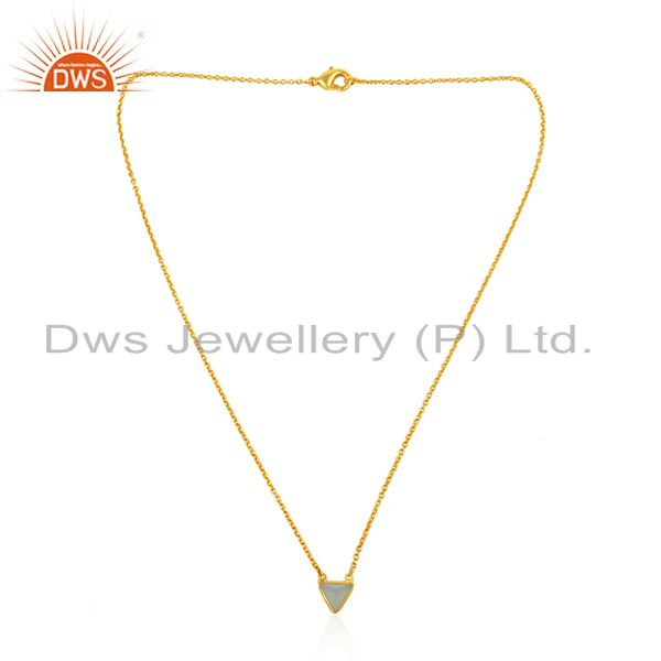 Natural Gemstone Pendant Manufacturer