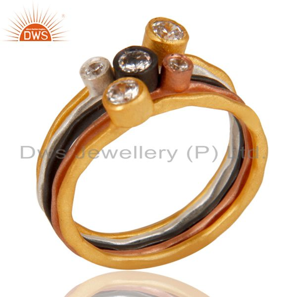 Natural Gemstone Ring Wholesale
