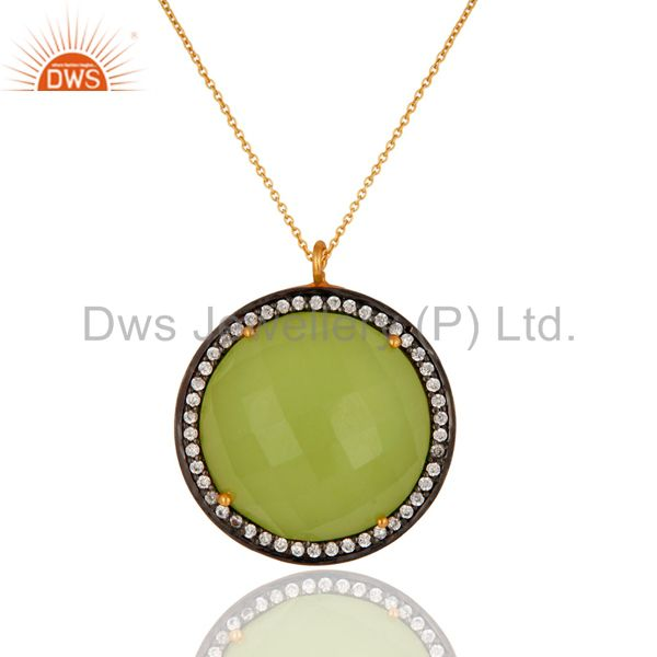 Fashionable Pendant And Necklace