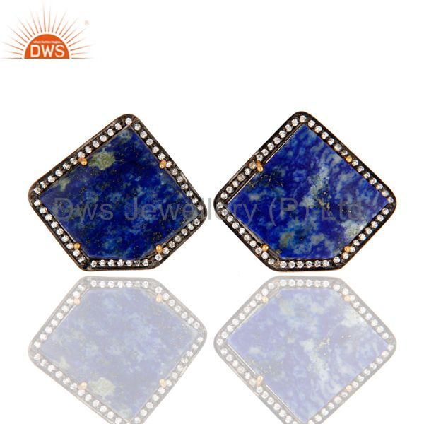 Lapis Daily Wear earring