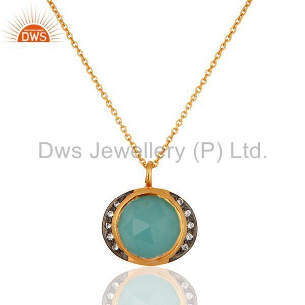 Natural Gemstone Pendant And Necklace Manufacturer
