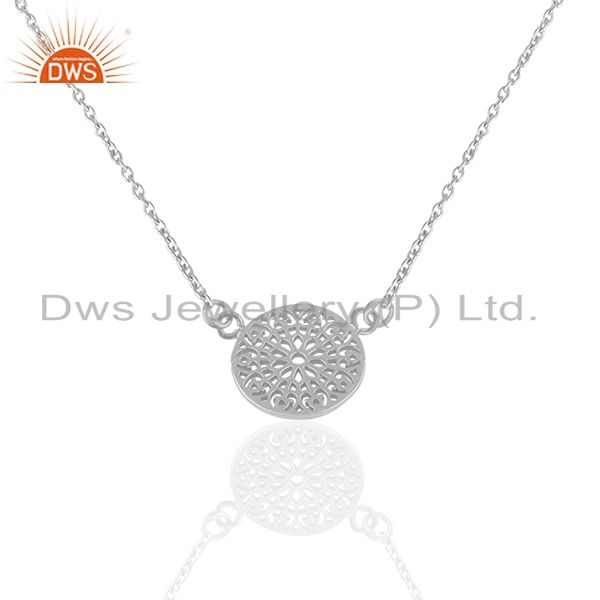Pendant And Necklace Supplier