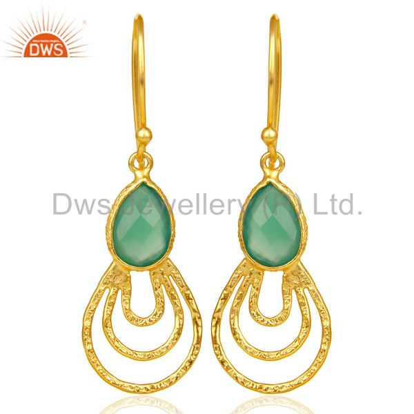 Green Onyx Gift earring