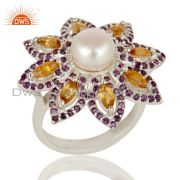 Amethyst Ring Wholesalers