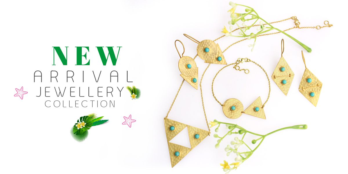 Wicked Triangle Jewelry Collection