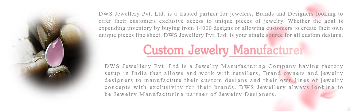 Custom Jewelry Manufacturer