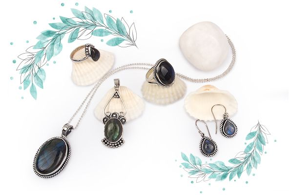 Wholesale labradorite jewelry manufacturer