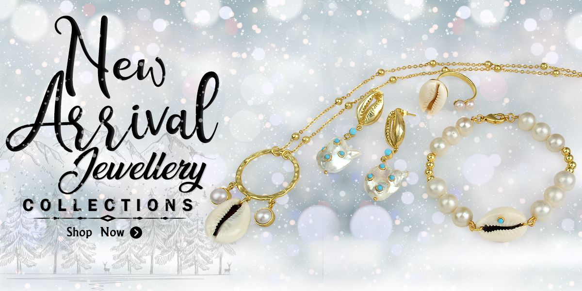 New Arrival Silver jewelry collection