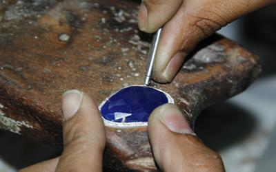 Reliable Gemstone Jewelry Manufacturer from India