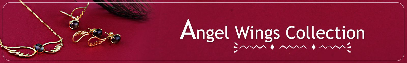 Angel Wings Jewelry Collections