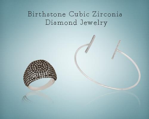 December Birthstone Zircon Jewelry Exporter