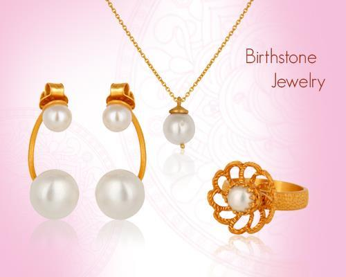 June Birthstone Pearl Jewelry