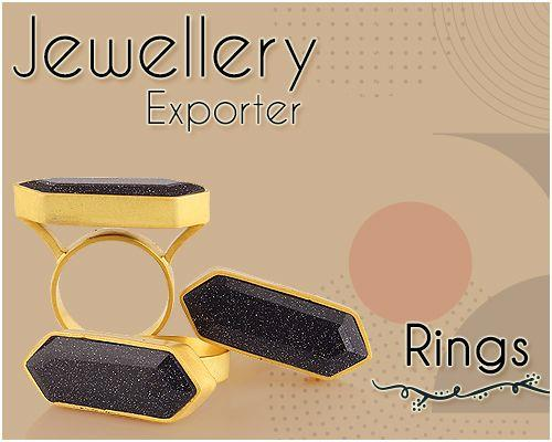 Rings Jewelry exporter from India