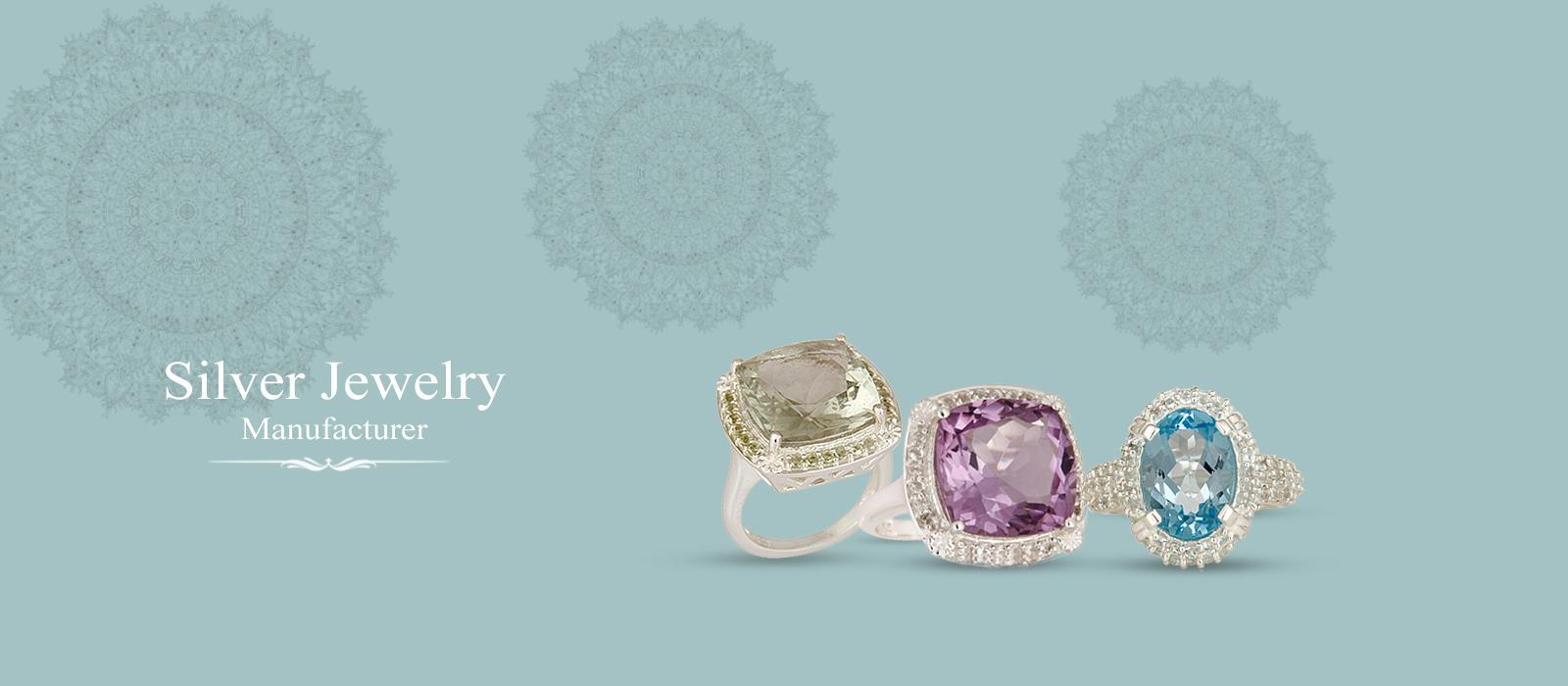 Silver Jewelry Manufacturer jaipur, Handmade Silver Jewelry ...
