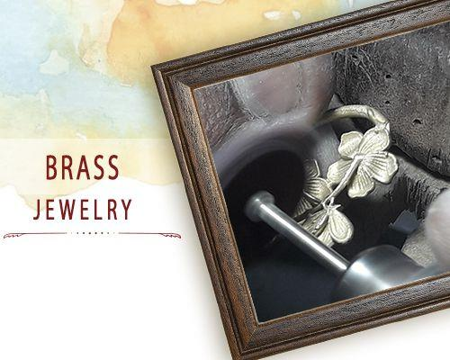 Brass jewelry company in Jaipur