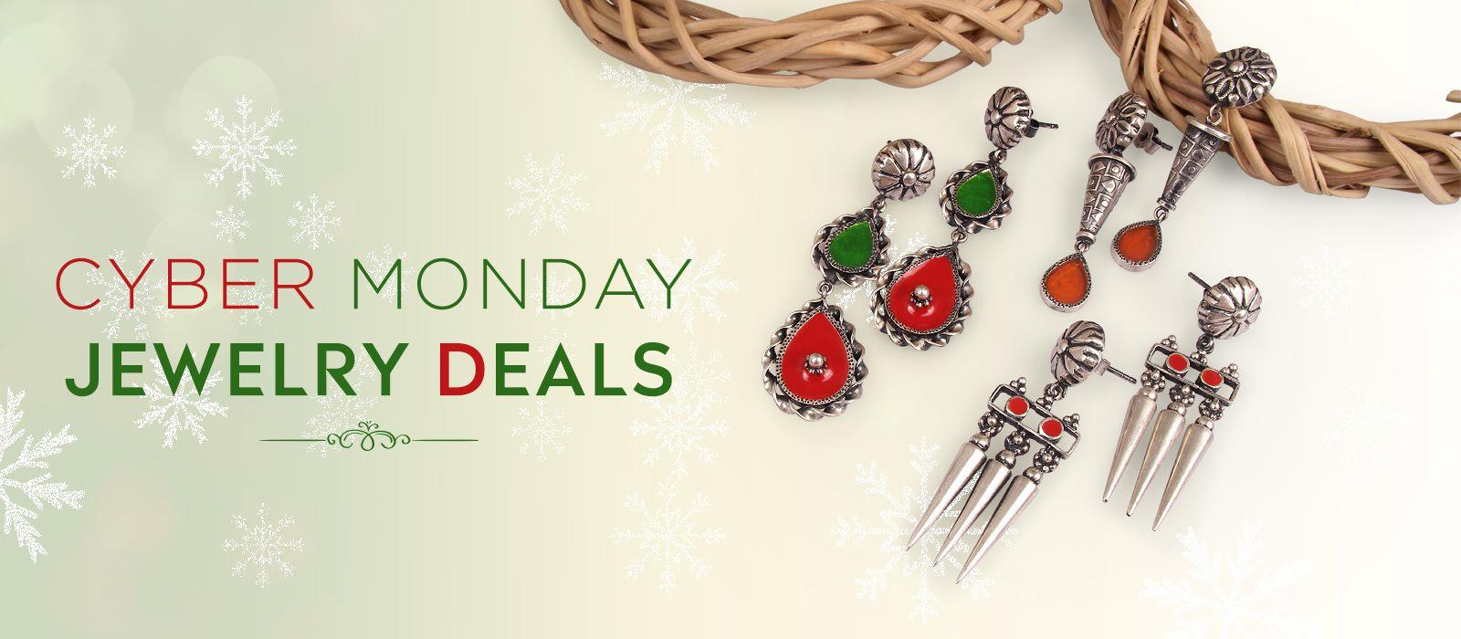 Cyber Monday jewelry deals 2020