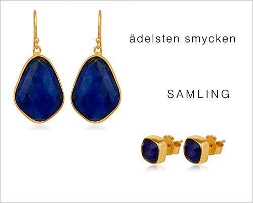 Gemstone smycken tillverkare