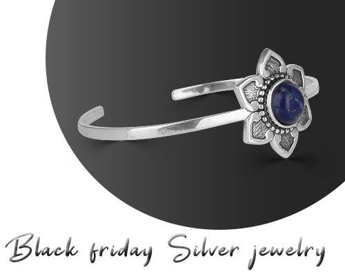 Black friday silver jewelry deals 2020