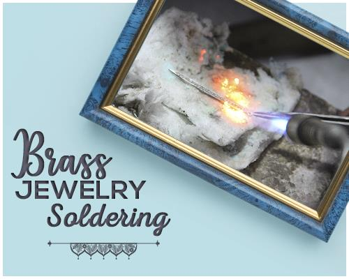 Brass Jewelry Soldering