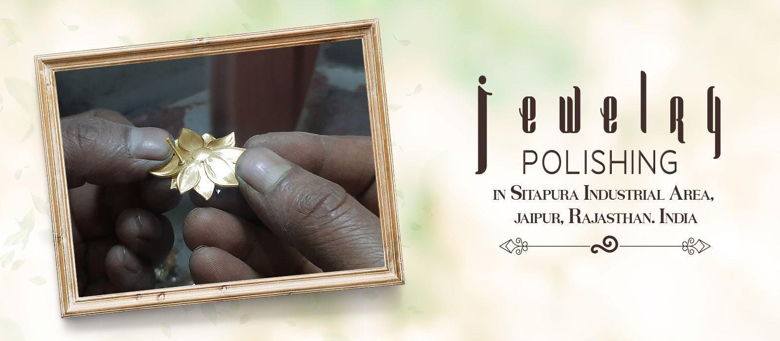 Jewelry Polishing in Jaipur