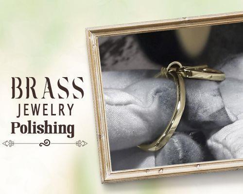 Brass Jewelry Polishing