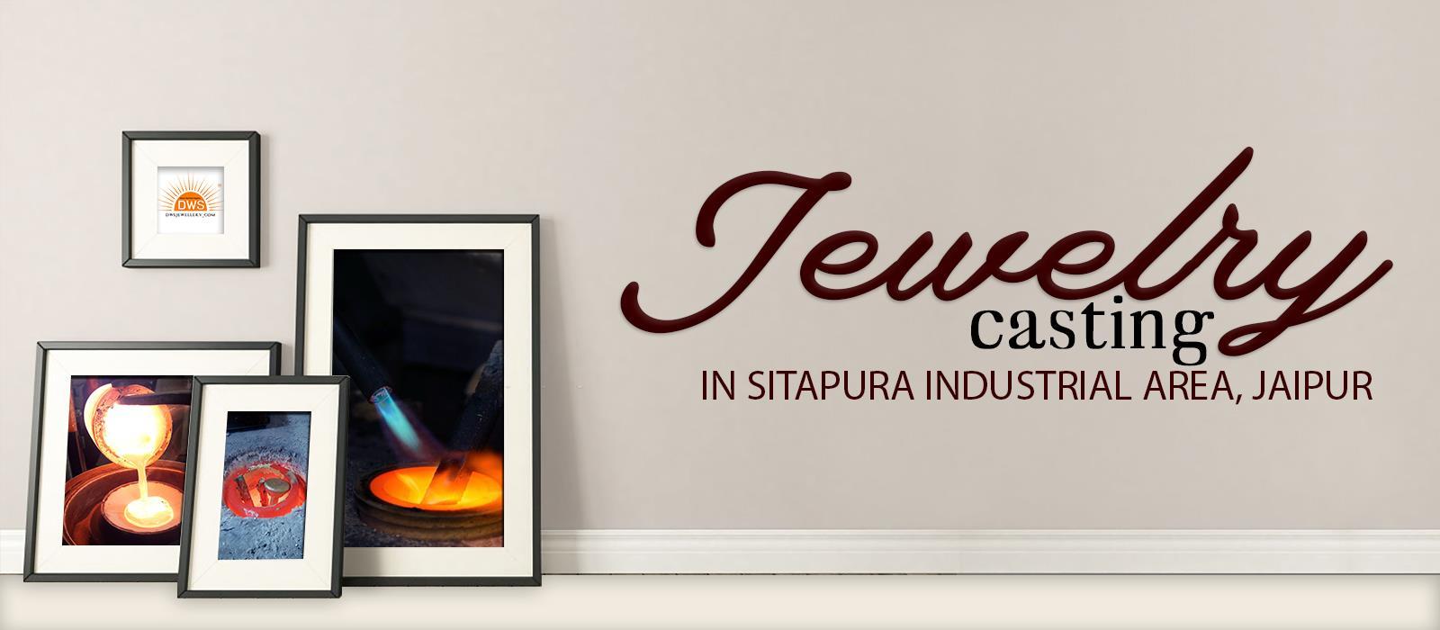 Jewelry Casting in Sitapura Industrial Area Jaipur