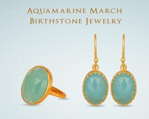 March Birthstone Jewelry Supplier