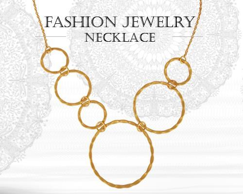 Wholesale Fashion Jewelry Necklace